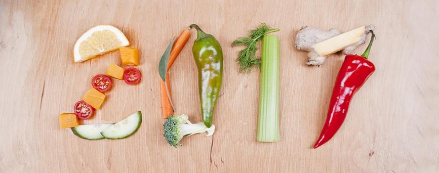 2017 Healthy Food Concept